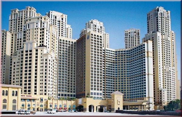 Hotel Amwaj Rotana Jumeirah Beach Dubai
