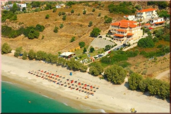Hotel Grand Beach Thassos Grecia