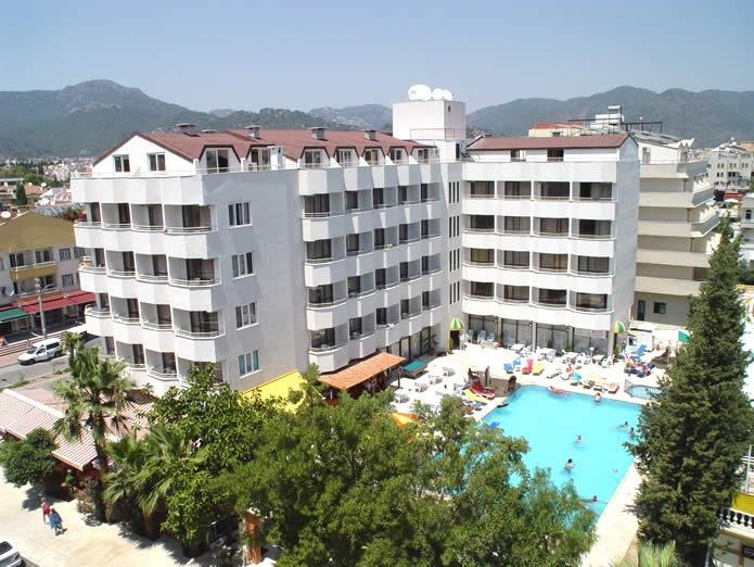 Hotel Intermar Marmaris Turcia