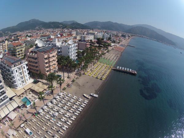 Hotel Kocer Beach Marmaris Turcia