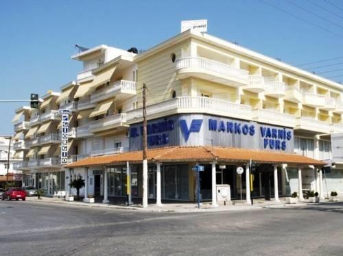 Studio San Giorgio-Paralia Katerini-Agentia Madison Travel