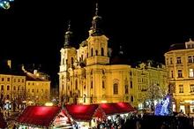 Atmosfera de Craciun  Bratislava - Praga